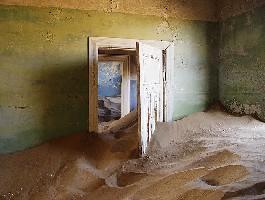 Kolmanskop szellemváros
